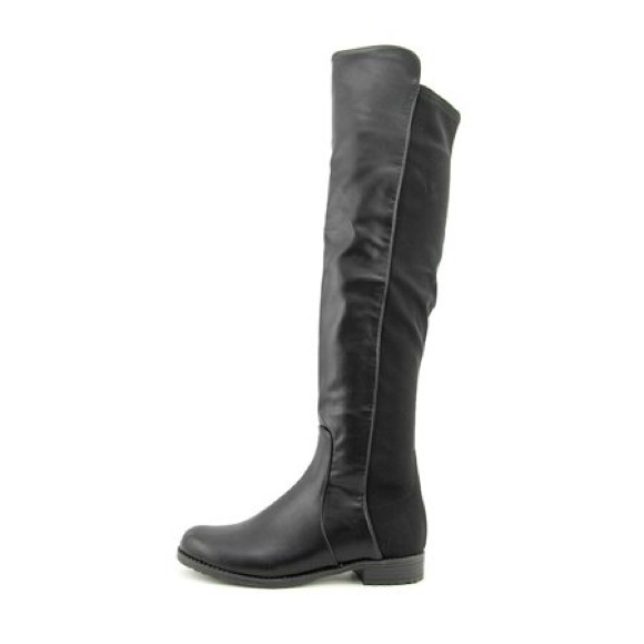 5ffd3743e2c Unisa Gillean 2 Round Toe Synthetic Over Knee Boot.  M 5b9e87242e1478d5da1cd607